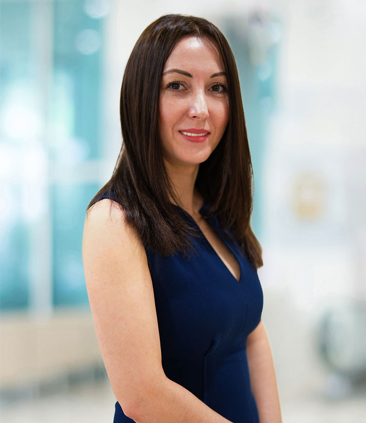 Müdür Yardımcısı Leyla Alkan